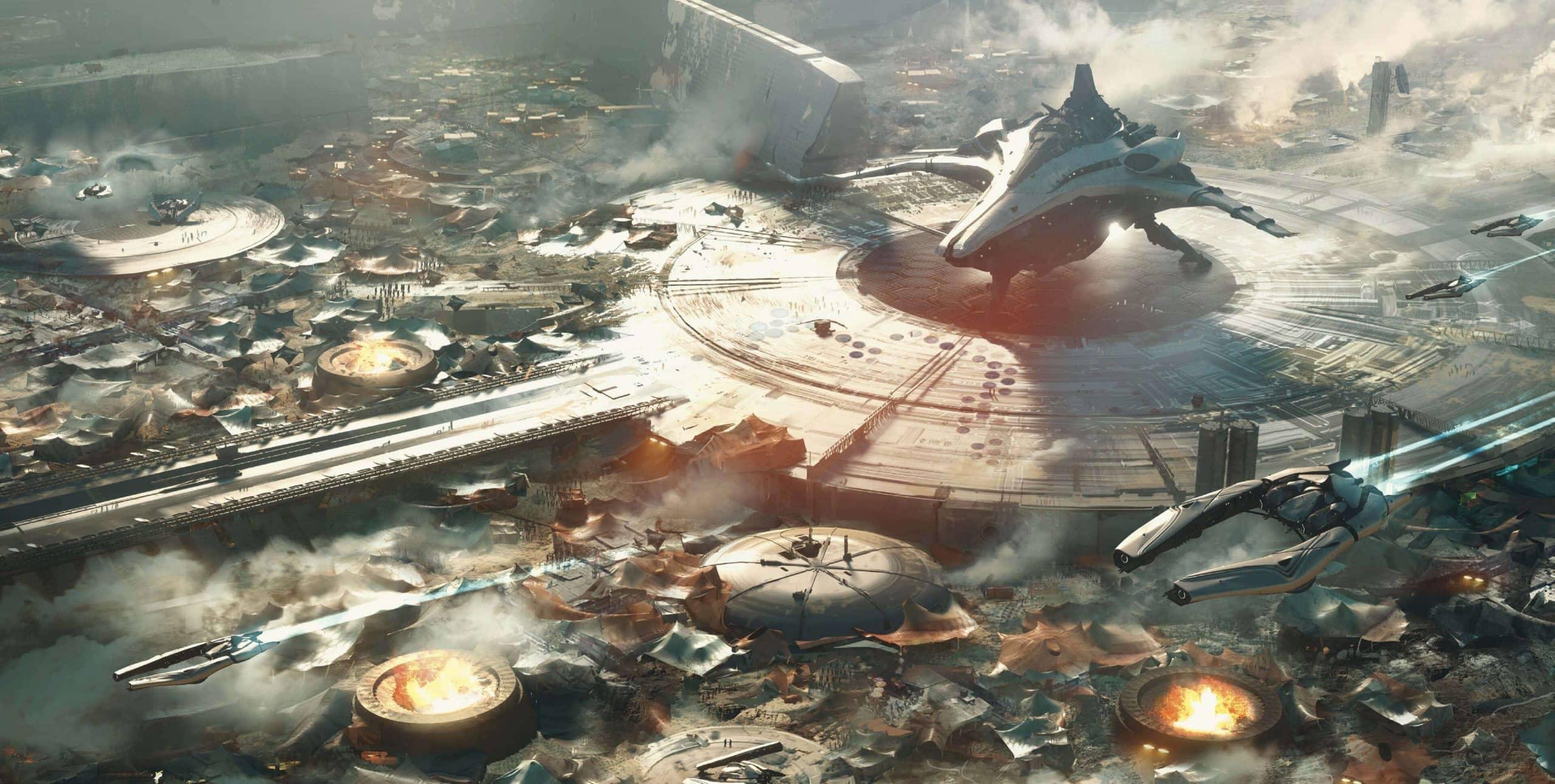 Banu Merchantman Star Citizen Referral Code STAR-GN2F-6JLW