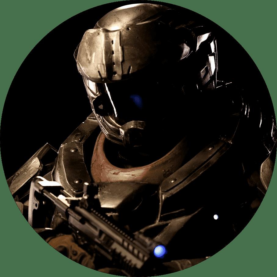 DirectorGunner 2950 (2020) Star Citizen Cosplay Winner