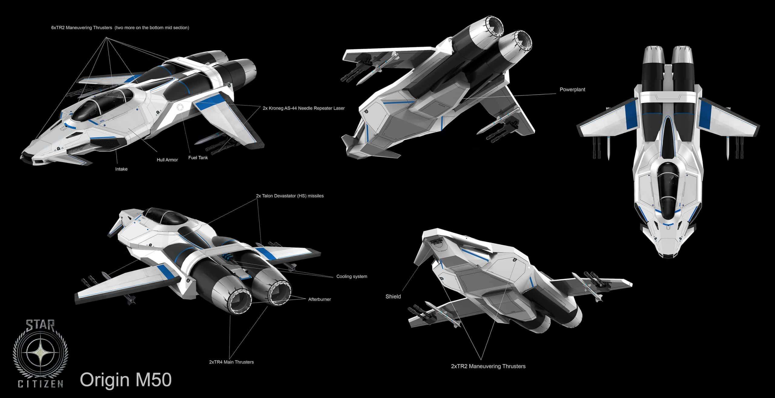 M50 concept
