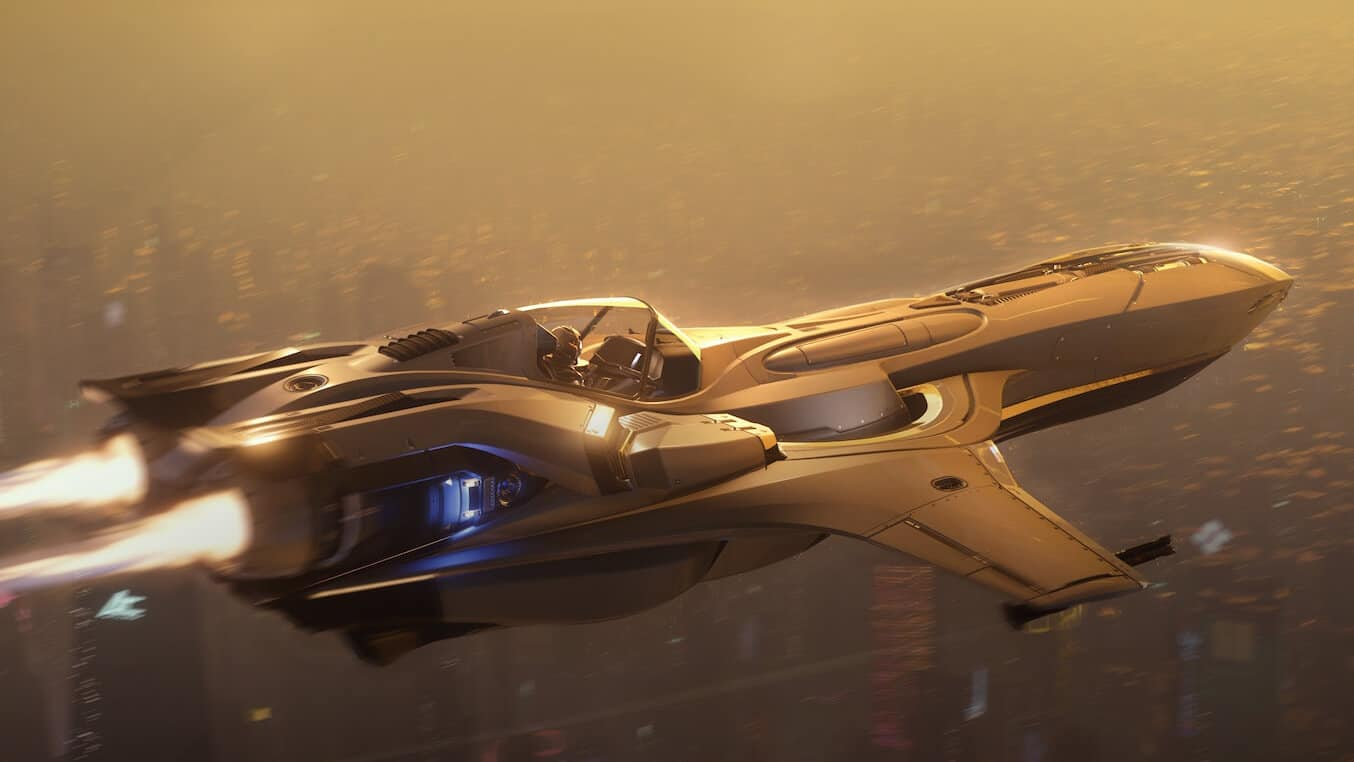 Star Citizen Kruger Merlin