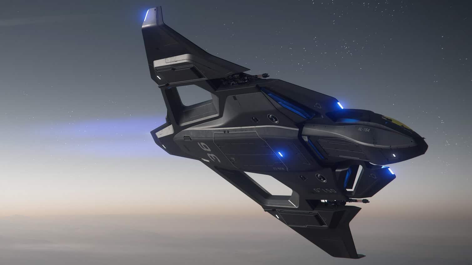 Aegis Sabre Raven