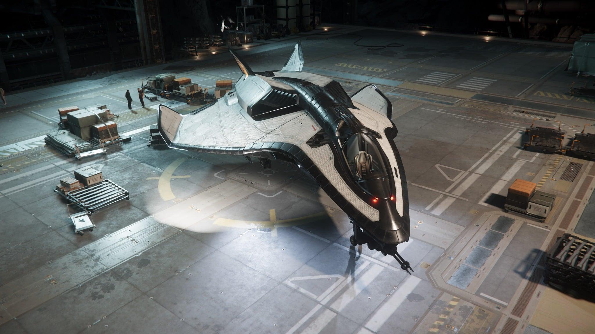 StarCitizen Avenger Titan